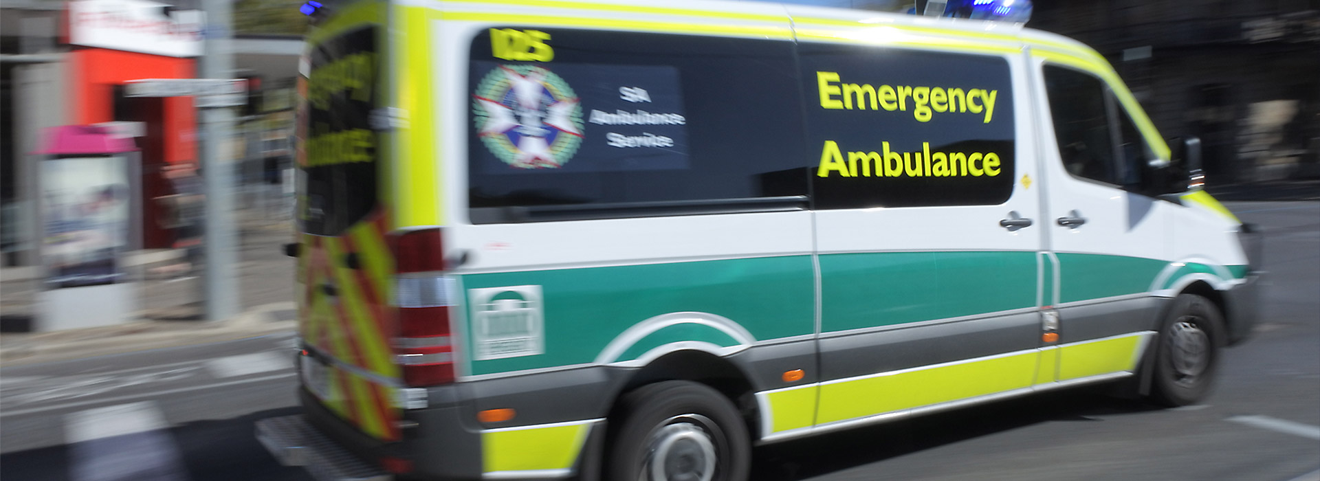 REINSTATEMENT OF NATIONWIDE AMBULANCE COVER